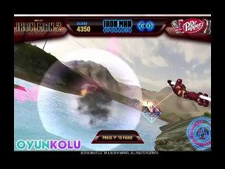 3D Iron Man Oyununun Tanıtım Videosu
