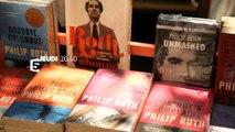 Philip Roth dans La Grande Librairie du 19 mars 2015 [BANDE-ANNONCE]