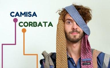 Cómo combinar camisa y corbata   ARTURO GIL Y ADRIÁN HUERTA