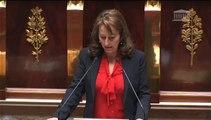 Projet de loi Biodiv à l'Assemblée : allocution de S. Royal