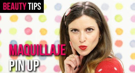 Cómo hacer un maquillaje Pin Up   BEAUTY PLANET
