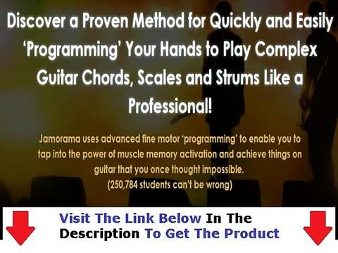 Jamorama Ultimate Guitar Learning Kit + Jamorama Advanced