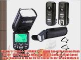 Neewer? Triopo E-TTL CANON I-TTL NIKON Speedlite Camera Flash Kit for * BOTH* Canon