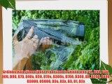 Ardinbir Rain/Snow/Dust Proof Coat for Nikon D90 DX D90 D40 D60 D80 D70 D40x D50 D70s D300s