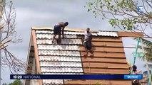 Au Vanuatu, l'aide humanitaire arrive enfin