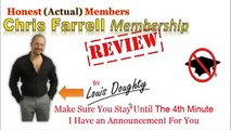 Chris Farrell Membership Honest Insiders Review plus FREE Bonus plus Proof of Earnings   YouTube
