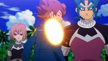 Inazuma Eleven Go Chrono Stones - Trailer japonais