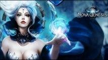 New Hack & Slash Mmorpg Game Free (PC)   2.5D Fantasy Sci-Fi - Nova Genesis