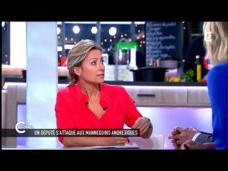 """Invité de l'émission """"C à vous"""" sur France 5 - Lundi 16 mars 2015"""