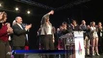 Départementales : Marine Le Pen en campagne dans le Var