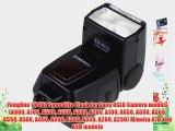 YongNuo YN462 Speedlite Flash for Sony DSLR Camera models (A900 A700 A500 A350 A300 A200 A100