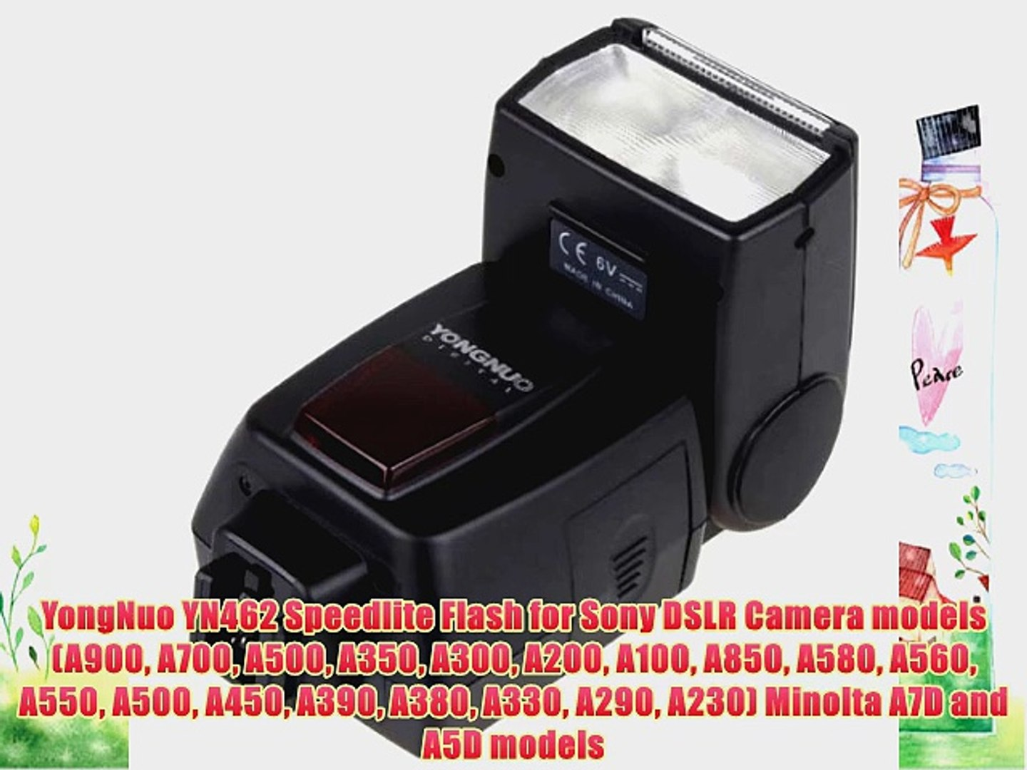 a200 a300 a900 a700 a350 Adaptor hot shoe flash for Sony a100