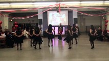 Line Dance: The Tango Project and All About That Bass Medley