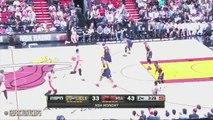 Dwyane Wade Full Highlights 32 Pts, 5 Stls - Cavaliers vs Heat - March 16, 2015 - NBA Season 2014-15