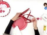 BRICOLAGE SAINT VALENTIN : Fabriquer un porte-carte pour la St Valentin