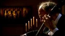 Anner Bylsma interprète Bach : Suite pour violoncelle seul n°5 en ut mineur, BWV 1011