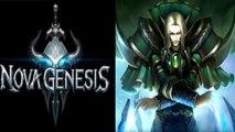 Best R2 Games PC (2 5D) Mmorpg - Nova Genesis | Awesome Nova Weapons