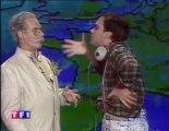 Les émissions TV - Les Inconnus - Météo : Michel Cardoze (des Inconnus)