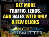 Seo web ranking software for google - MAGIC SUBMITTER