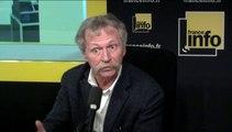 José Bové, député européen Europe Ecologie - Les Verts