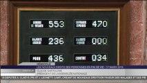 TRAVAUX ASSEMBLEE 14E LEGISLATURE : Explications puis vote par scrutin public sur la proposition de loi sur la fin de vie