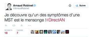 """Le tweet d'un député UMP sur Marisol Touraine """"scandalise"""" le PS"""
