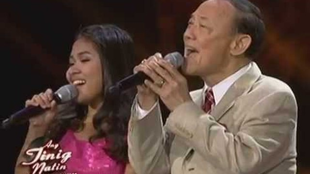 Jose Marie Chan sings timeless hits with Alisah and Leah