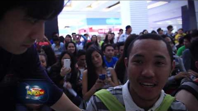 Robi Domingo pinagkaguluhan sa #PBB737Auditions sa Cebu