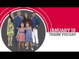 January 19 is Thank You Day on ABS-CBN!
