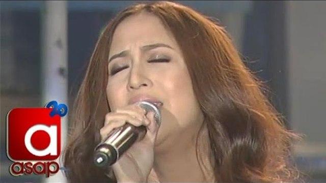 Jolina Magdangal sings Flordeliza's 'Kapag Ako ay Nagmahal'