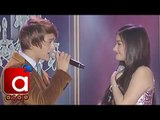 Liza Soberano sings 'I Will' with Enrique Gil