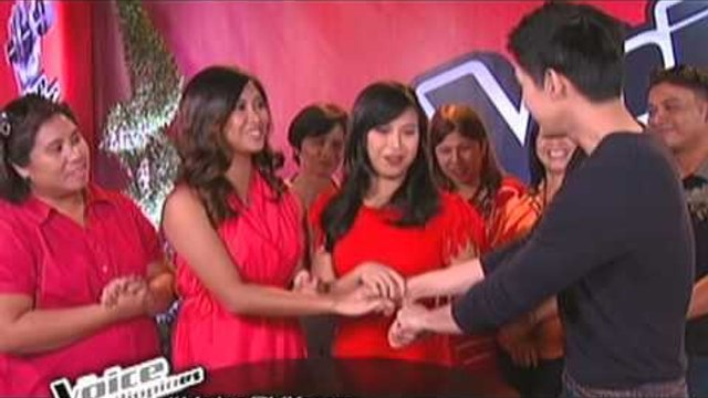 The Voice: Best of Robi Domingo & Alex Gonzaga in Season 2