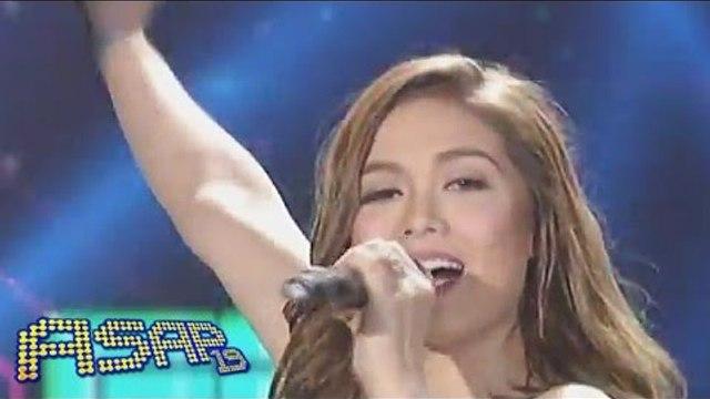 Maja Salvador sings 'Buong Gabi' on ASAP