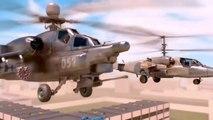 Rostec - Mi-28N, Ka-52, Mi-35 & Mi-26T Helicopters