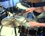Techniques de la batterie funk & syncopée 1/3 - 80 exercices pour maitriser le Funk !