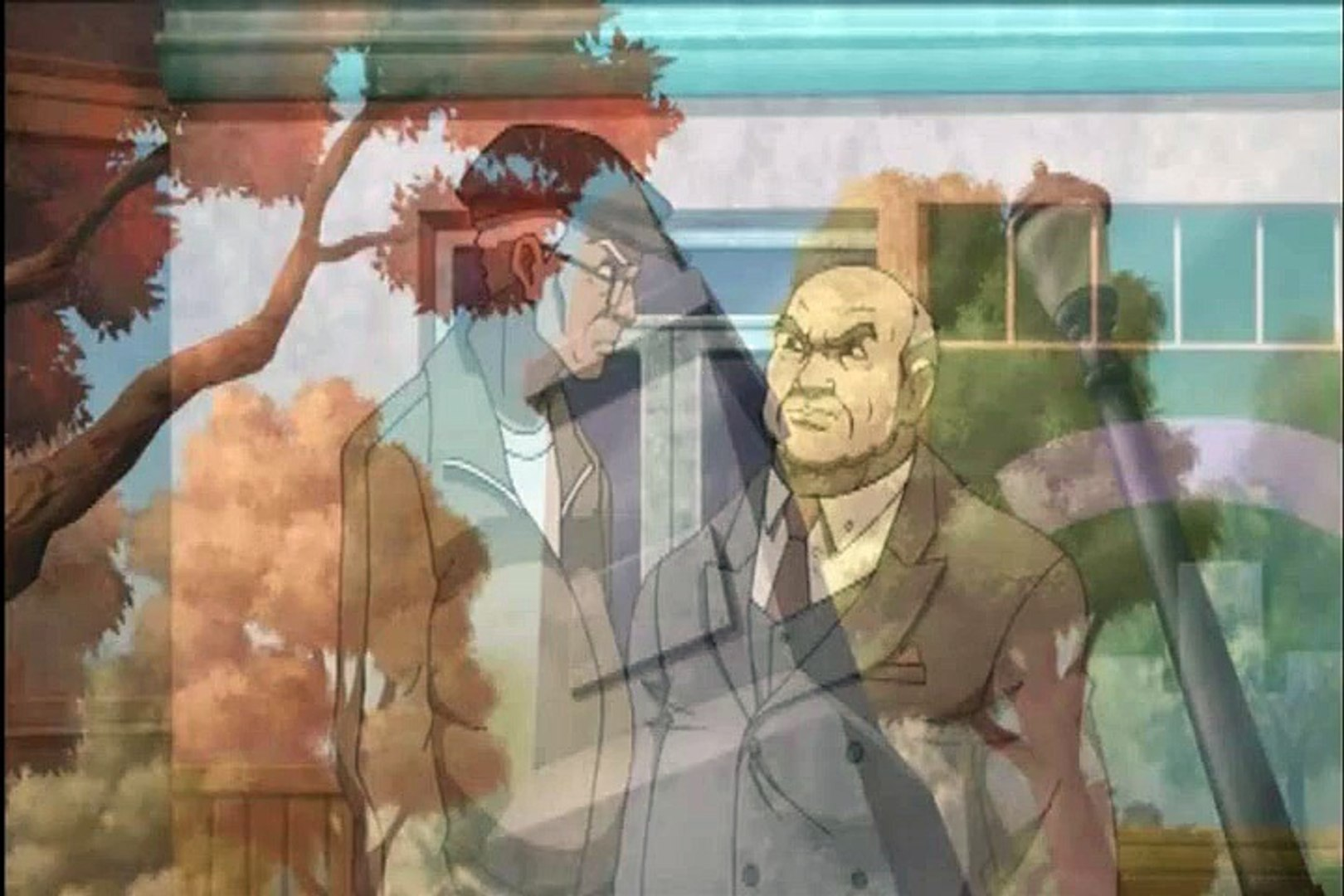The Boondocks - 1x10 - The Itis- latino