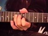 """La guitare selon Jimi Hendrix 3/3 - Tous les """"trucs"""" pour jouer comme Jimi Hendrix !"""