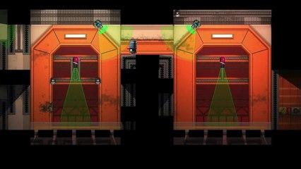 Trailer de Lancement de Stealth Inc. 2 : A Game of Clones
