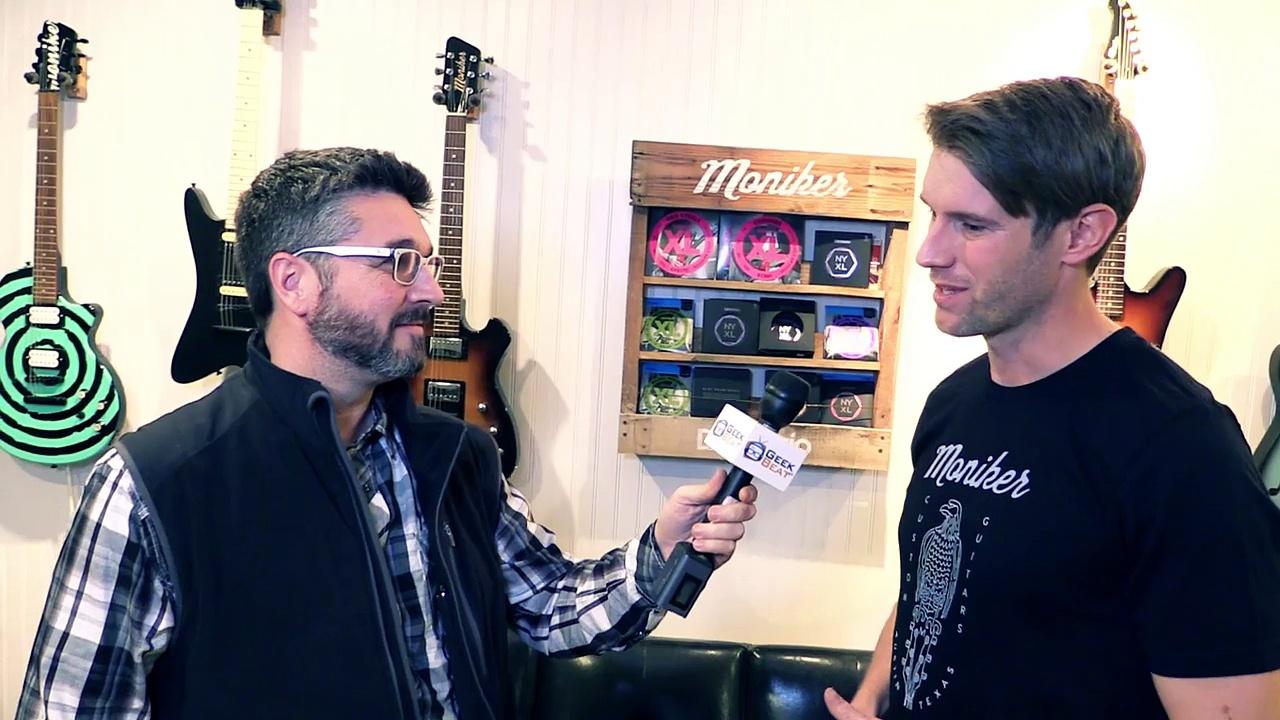 #SXSW: Build Your Ultimate Custom Guitar with Moniker Guitars – GeekBeat.TV
