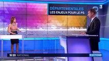 Elections départementales : les enjeux pour le PS