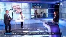 Prothèses mammaires : les précisions du Pr Agnès Buzyn