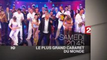 Le plus grand cabaret du monde - Invités : Christian Clavier, Shy'm, Catherine Lara, Arnaud Tsamère, Fauve Hautot