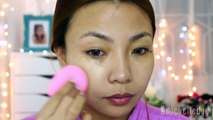 JULIA BARRETTO Debut Make Up Tutorial - Just Julia make up