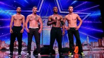Bartigerzz the street bodybuilders - France's Got Talent 2014 audition - Week 2 | italias Got Talent