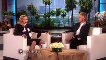 Madonna on Dating Younger Men Show HD | TheEllenShow