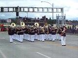 Rose Fest Parade Marines