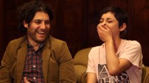 Adam Pally & Rosa Salazar on 'Night Owls' at SXSW