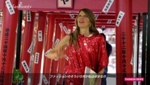 Anna Dello Russo(アンナ・デッロ・ルッソ) - Special Interview for VOGUE Japan 15th Anniversary | FashionTV Japan ファッションTVジャパン