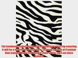 Safavieh Soho Collection SOH717A Handmade Wool Area Rug 7-Feet 6-Inch by 9-Feet 6-Inch White