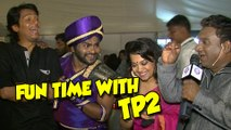 TimePass 2 Team - Candid Chat with Bhau Kadam, Priyadarshan Jadhav - Chala Hawa Yeu Dya